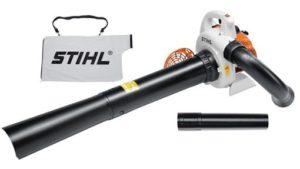 Aspirator cu tocator STIHL SH 56-D