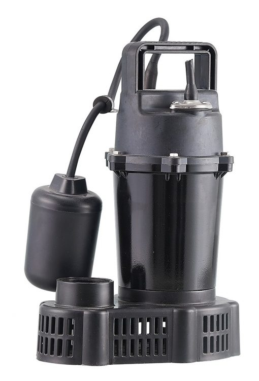 Pompa submersibila de drenaj apa curata ROTAKT SU370F - ForeStore.ro