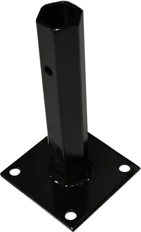 Tub / manicot profil hexagonal, 26 mm, lungime 200 mm, pentru roti motocultor, Rotakt - ForeStore.ro