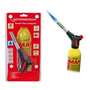 Arzator pentru lipire ROTHENBERGER POWER FIRE COMPACT
