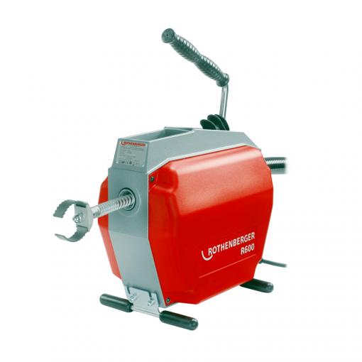 Masina pentru desfundat tevi ROTHENBERGER R 600