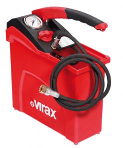 Pompa de testare presiune in instalatii 100 Bar Virax