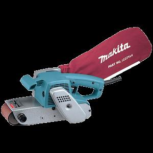 Mașină de şlefuit cu bandă 850W, 76x610, 620mm - MAKITA 9924DB