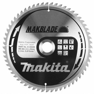Makita B-08997 - PANZA CIRCULAR MAKBLADE LEMN 305X30X40 - ForeStore