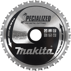 Makita B-10615 - PANZA CIRCULAR METAL/OTEL 136X20X30 - ForeStore