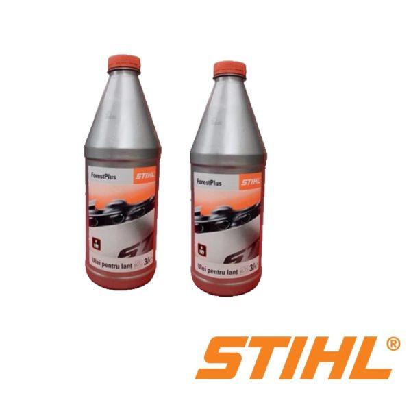 Ulei Stihl Forest pachet 3 + 3 litri