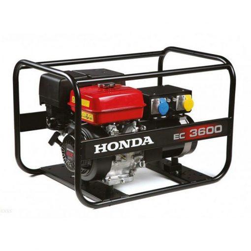 "Honda ""OPEN FRAME"" EC 3600K1-GV - Generatoare curent Honda - ForeStore"