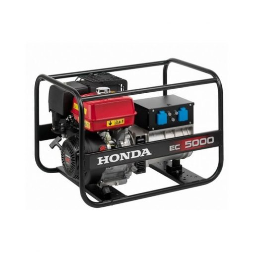 "Honda ""OPEN FRAME"" EC 5000K1-GV - Generatoare curent Honda - ForeStore"