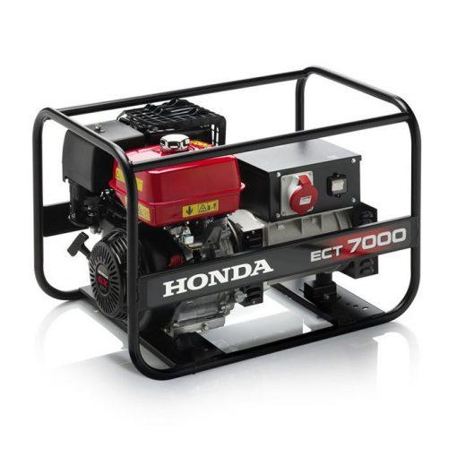 """Honda """"OPEN FRAME"""" ECMT 7000K1-GV AVR - Generatoare curent Honda - ForeStore"""
