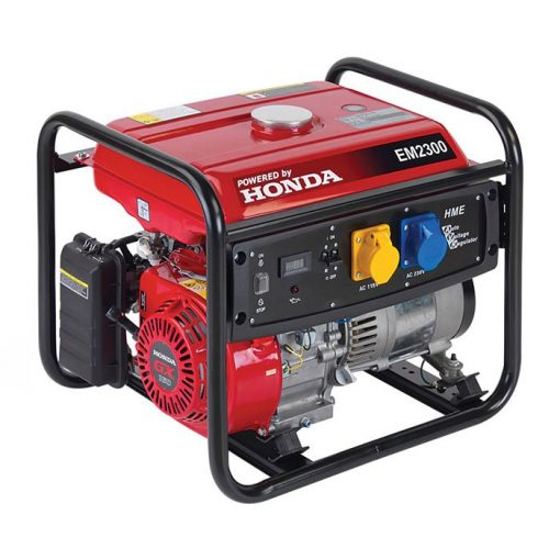 "Honda ""SPECIALIST OPEN FRAME"" EM 2300-G AVR - Generatoare curent Honda - ForeStore"