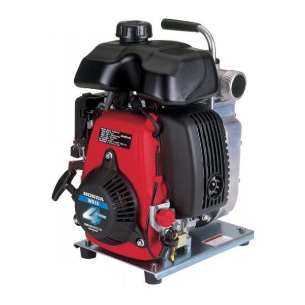 """Honda """"Usor de transportat"""" WX15T–E / EX - Motopompe ape curate şi semimurdare Honda - ForeStore"""