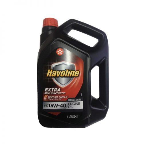 HAVOLINE EXTRA 15W-40 - Ulei motor - ForeStore.ro
