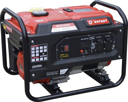 Generator de curent Rotakt ROGE3800, 3.1 KW - ForeStore.ro
