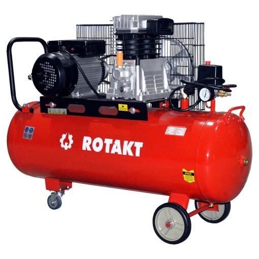 Compresor cu piston Rotakt Z-0.25/8, 100 L, 8 bar - ForeStore.ro