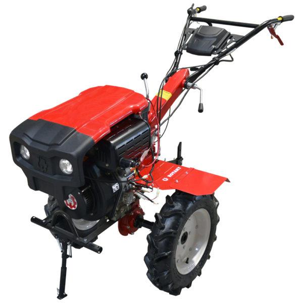 Motocultor Rotakt RO135S, 9 CP, diesel - ForeStore.ro