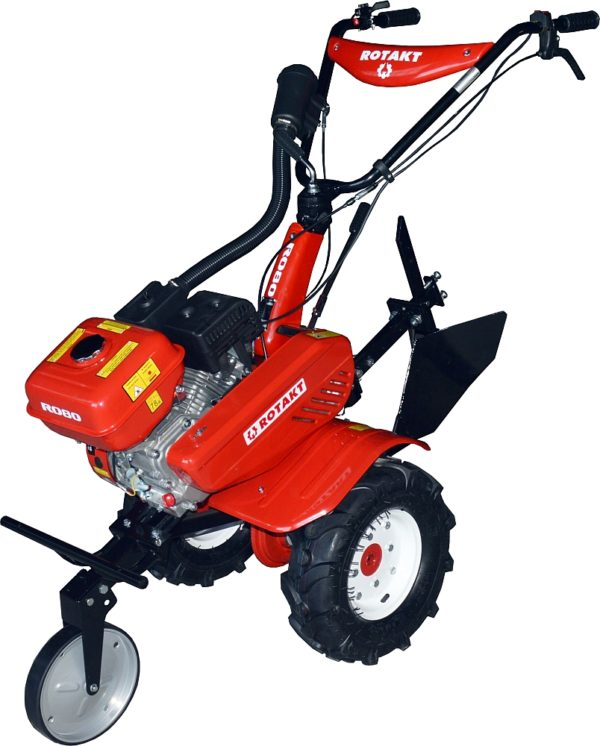 Motocultor Rotakt RO80 T3, 7 CP, benzina, 3 viteze inainte - ForeStore.ro