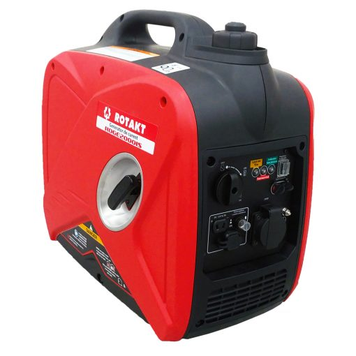 Generator de curent ROGE2000IS tip inverter, 1.6 KW - ForeStore.ro